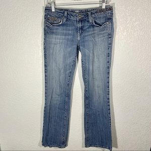 """Miss Me Jeans 31.5"""" inseam Size 29"""